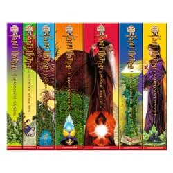 Комплект книг Гаррі Поттер 8 книг АБАБАГАЛАМАГА